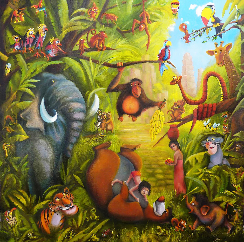 4 Jungle Chaos